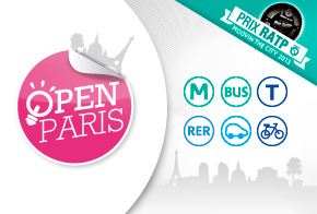 App Open Paris